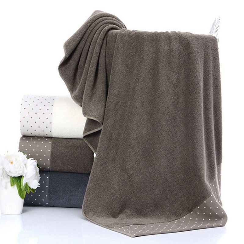 Zip Soft Microfiber Towel: Microfiber Cotton Bath Towels Soft Towel Hand Bath Shower